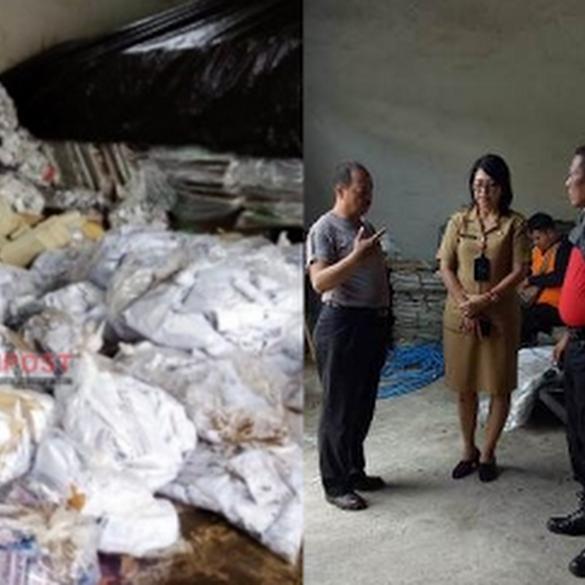 Heboh, Gudang KPU Diterjang Banjir, 2.065 Kotak Suara Kardus Rusak!