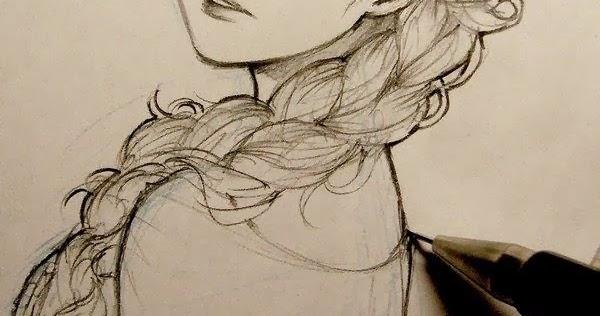 Sad Girl Sketch Wallpaper Sketches Of Sad Girls Zizing Zizing