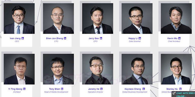 Merculet Team & Advisors