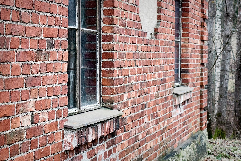 vanha rakennus, valokuvaus