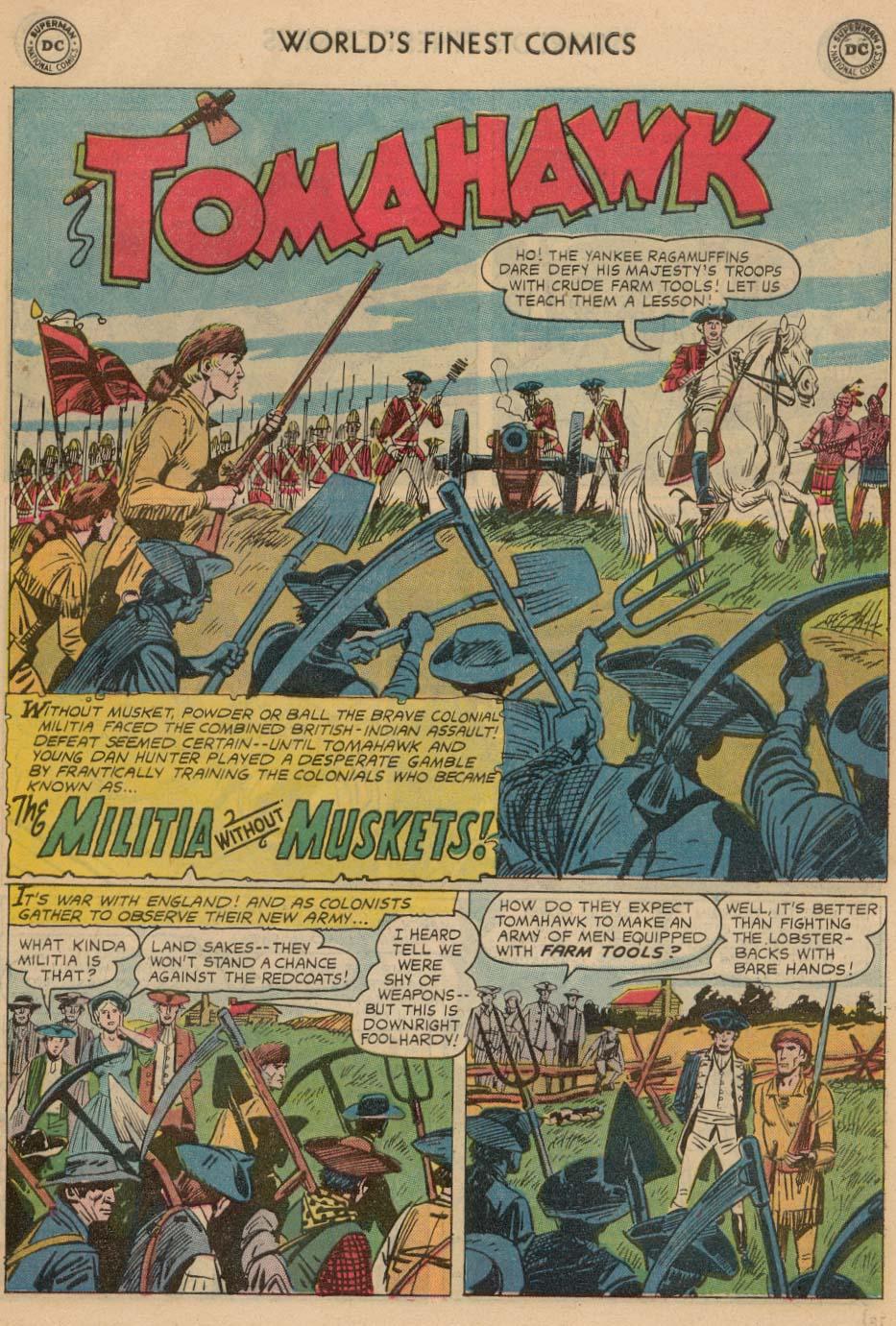 Read online World's Finest Comics comic -  Issue #93 - 27