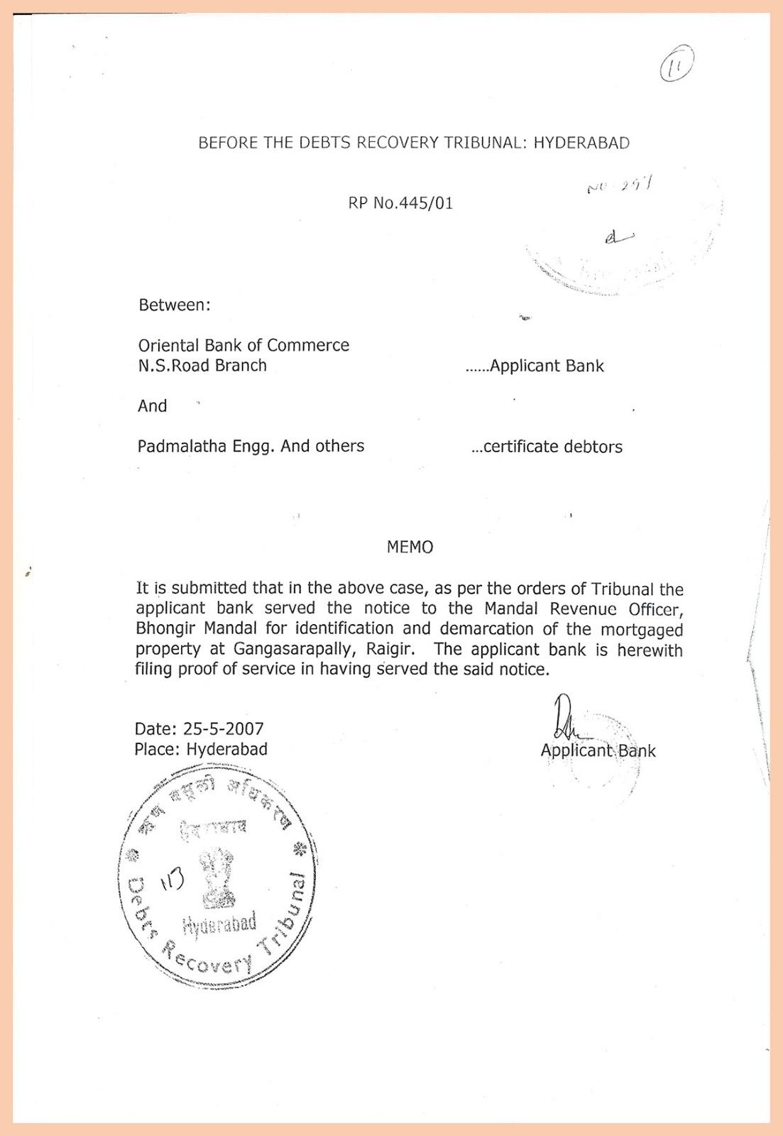 Mandal Revenue Officer-2