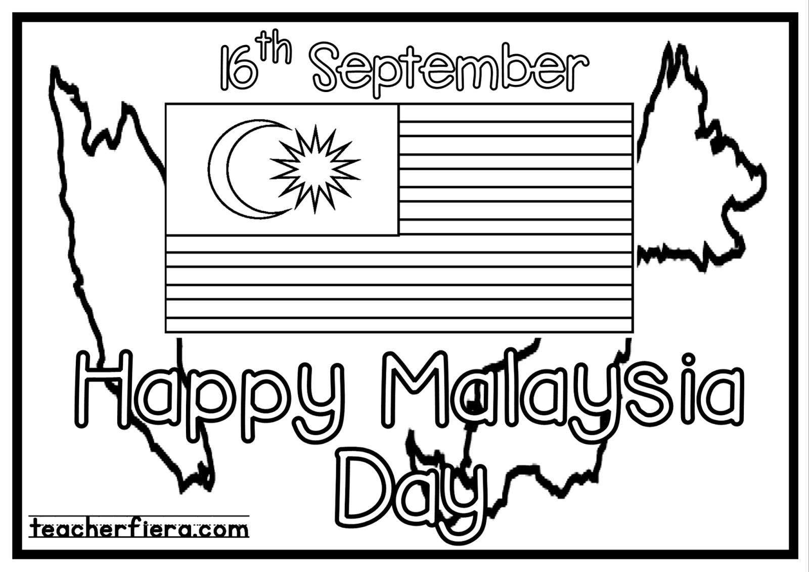 teacherfieracom HAPPY MALAYSIA DAY 16TH SEPTEMBER