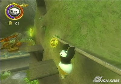 Kung Fu Panda (PS2) 2008