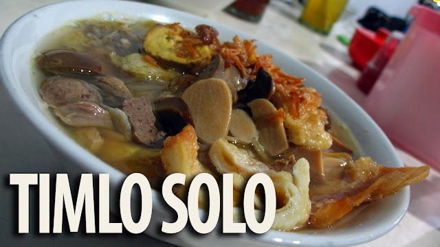 Resep Timlo Solo yang Original