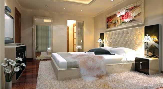 chung cư royal city phòng ngủ