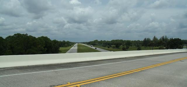 Puente de la Slater Road sobre la Interestatal 75