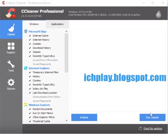 Tải CCleaner Professional Plus 5.43 Full Key mới nhất 2018 miễn phí c