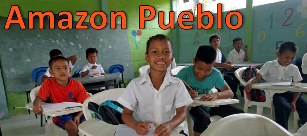 Amazon Pueblo Blog