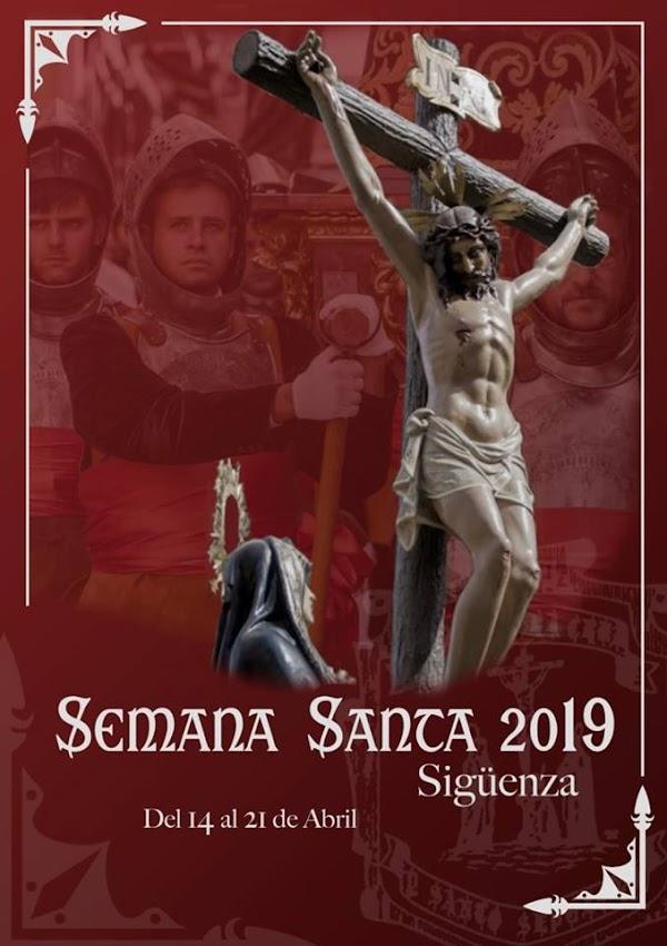 Programa, Horarios e Itinerarios Semana Santa Sigüeza (Guadalajara) 2019