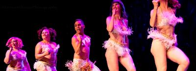 Live Burlesque show