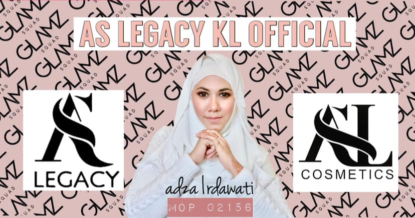 AS LEGACY MY KL