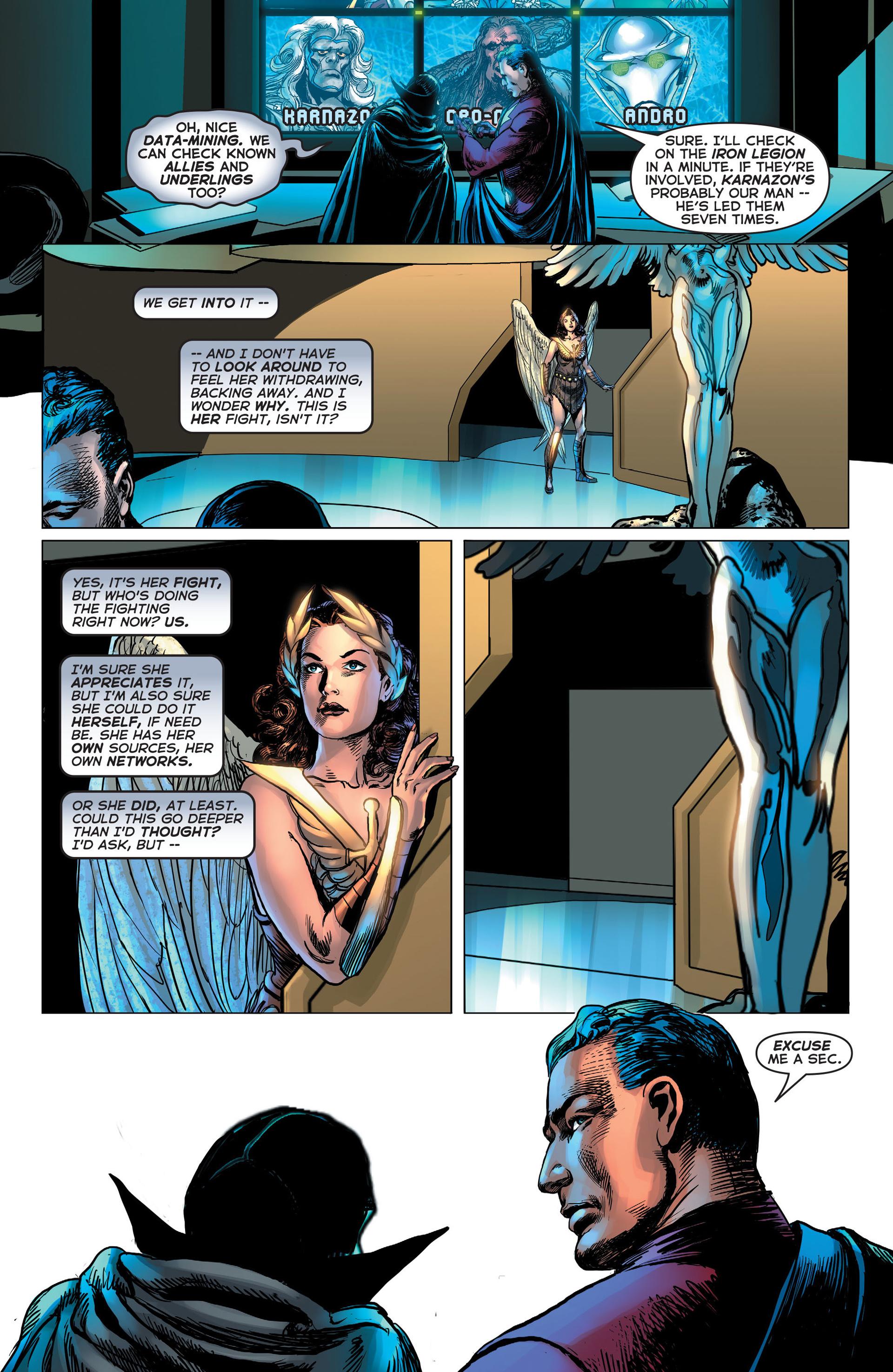 Read online Astro City comic -  Issue #8 - 16