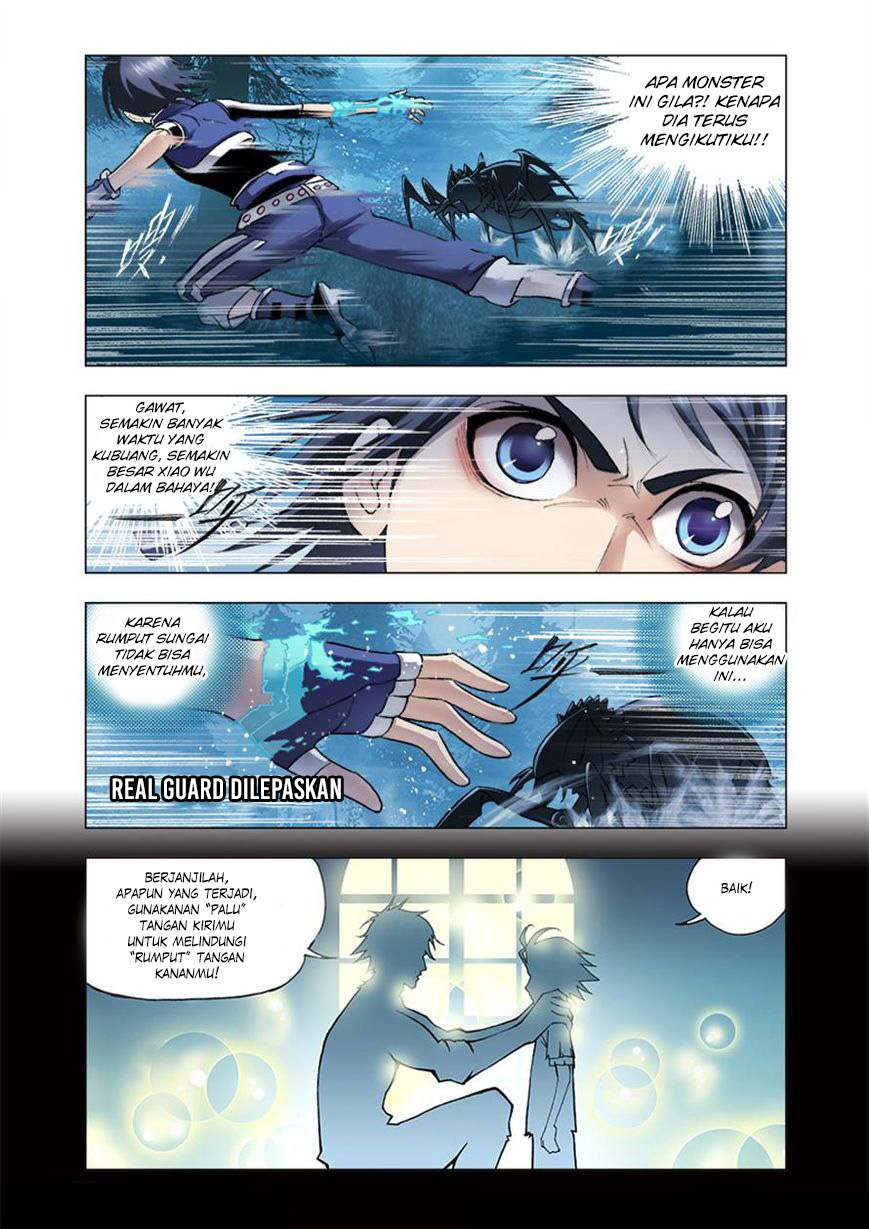 Baca Komik Manga Soul Land Chapter 29 Komik Station