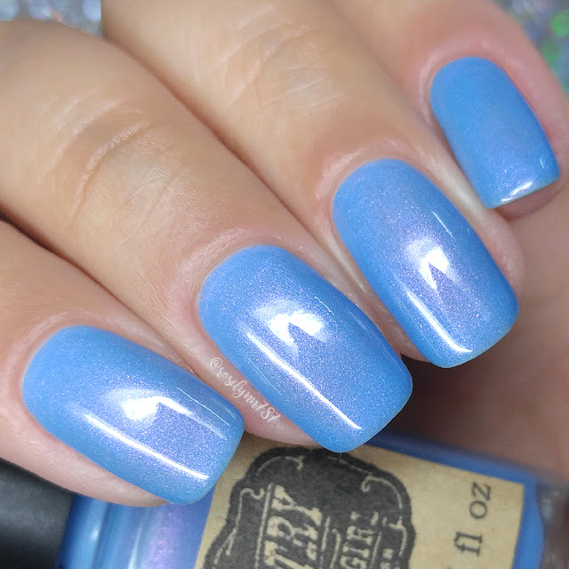 Poetry Cowgirl Nail Polish - Light up Duval