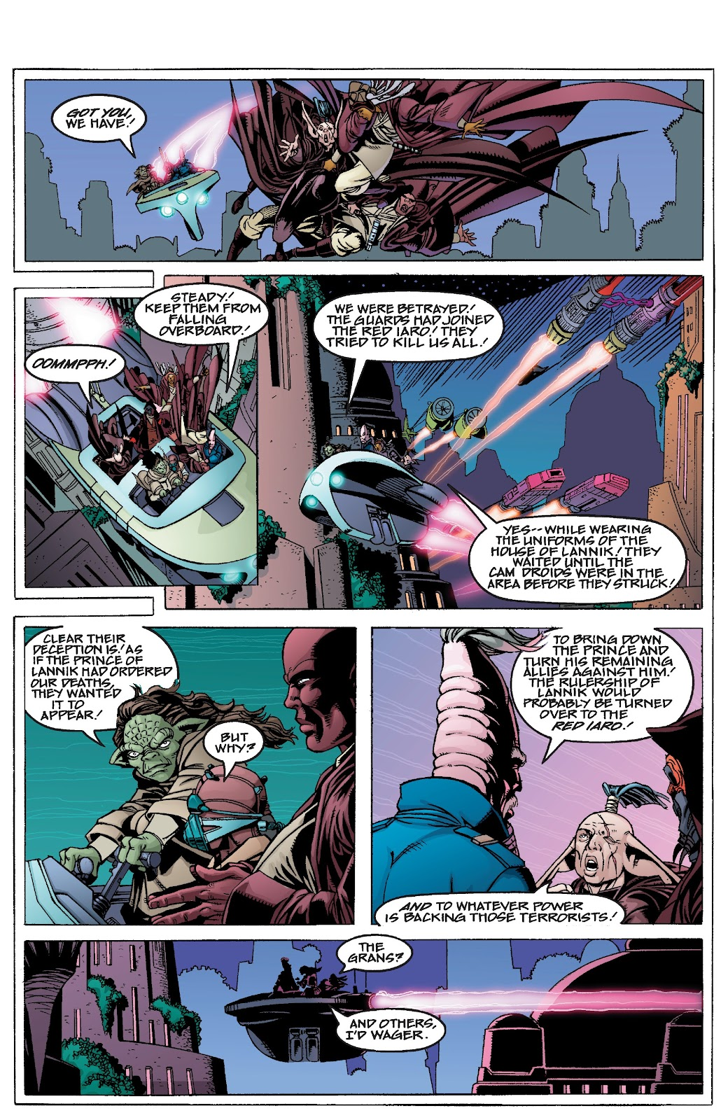 Read online Star Wars Legends Epic Collection: The Menace Revealed comic -  Issue # TPB (Part 4) - 23