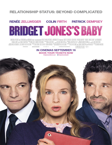 Ver El bebé de Bridget Jones (Bridget Jones' Baby) (2016) Online