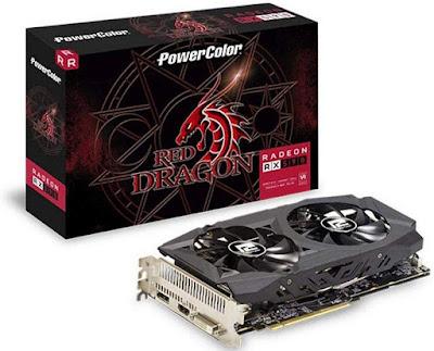 PowerColor Red Dragon Radeon RX 590 8GB