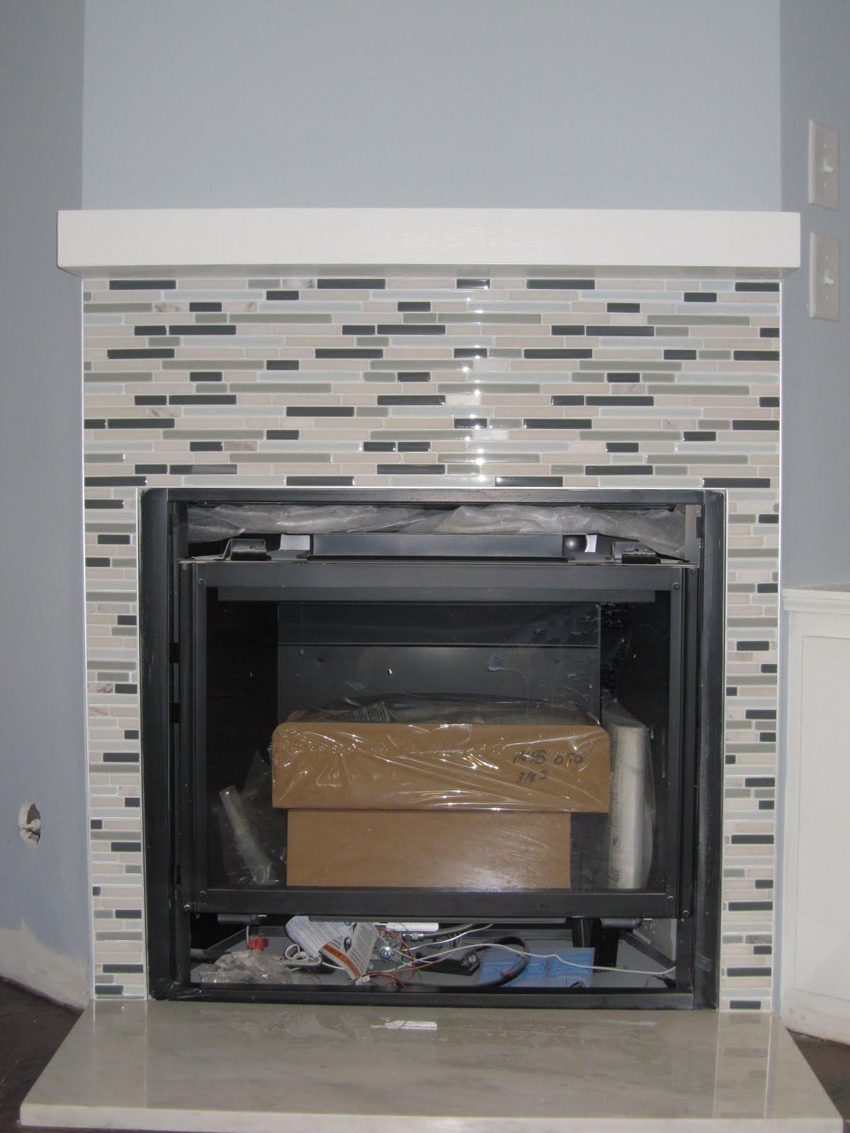 Brookhaven Renovation: More tile