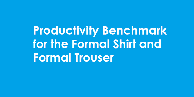 Garment productivity benchmark