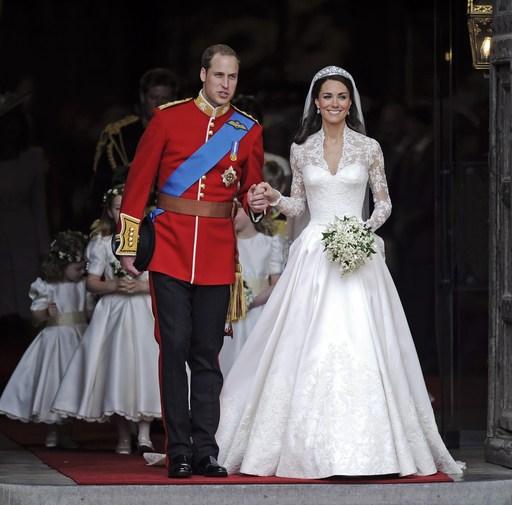 Matrimonio William E Kate : Il matrimonio di william e kate