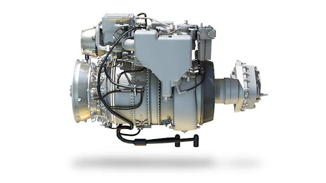 Image Attribute: Side-view of a CTS800 Engine / Source: Rolls-Royce