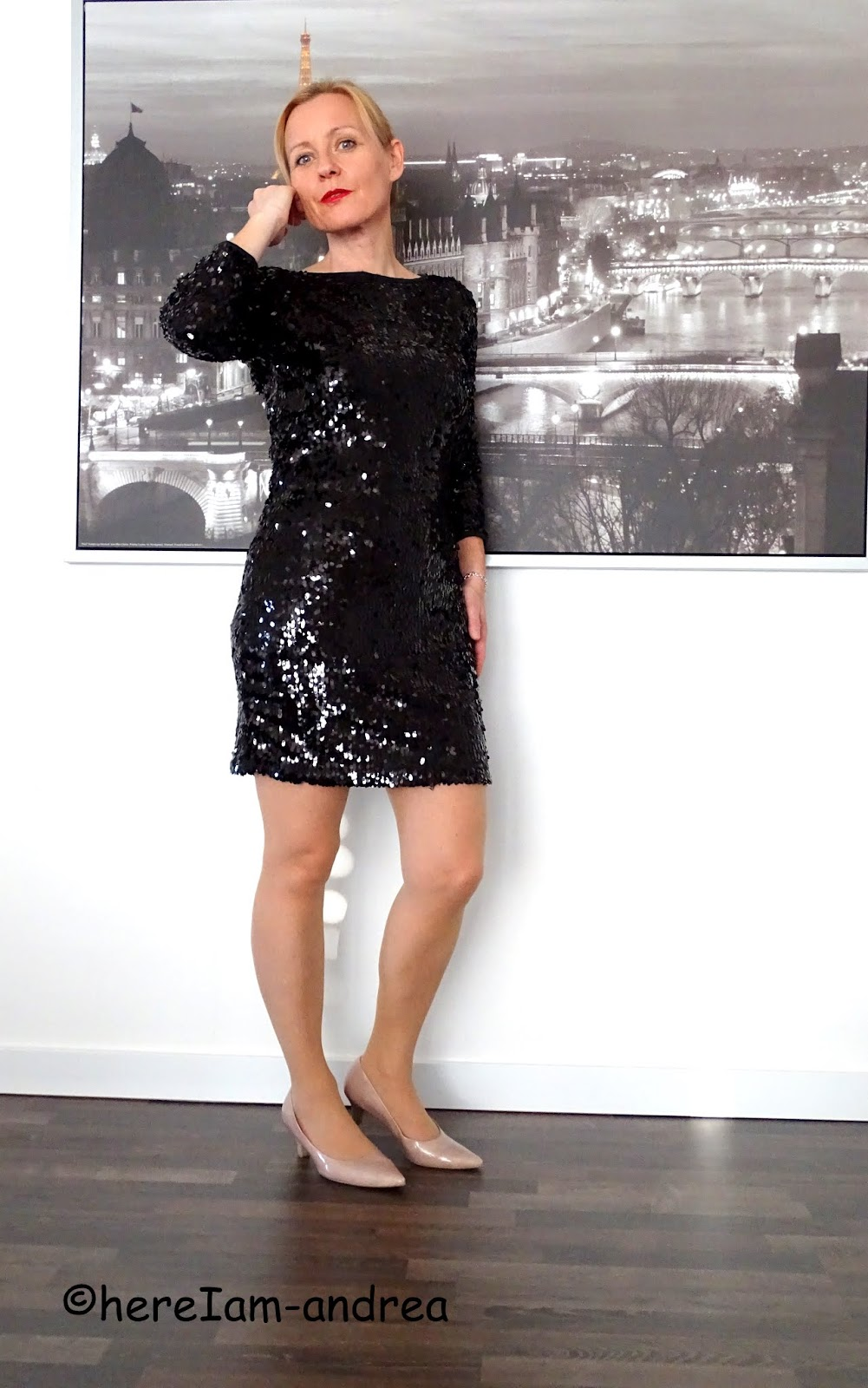 Silvester in Paris und mein Outfit für die Silvesterfeier