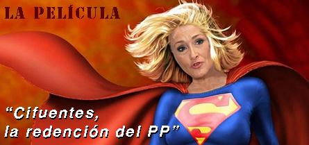 el villano arrinconado, humor, chistes, reir, satira, Cristina Cifuentes, PP