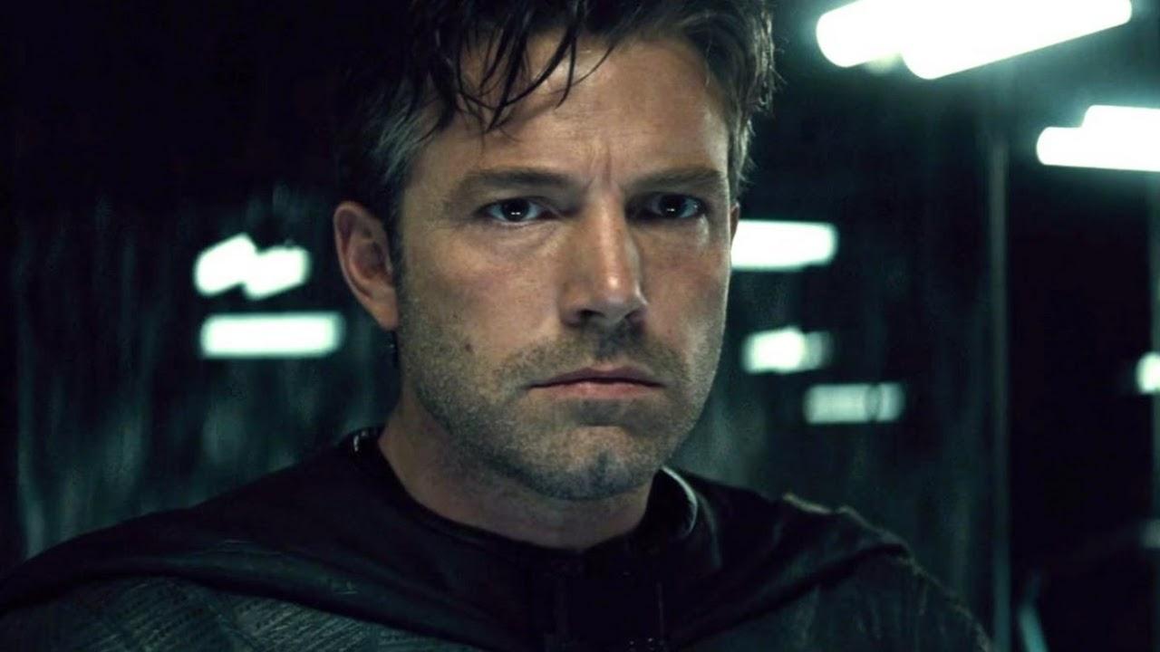 Ben Affleck revela que ficou surpreso após se tornar o Batman