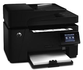 HP Laserjet Pro M127FW Driver Download