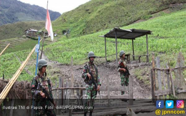 KKB Papua Menjarah, Memerkosa, Melarang Warga Bepergian