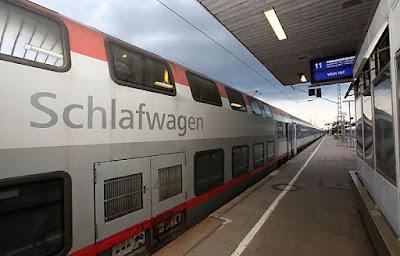Trenes nocturnos austriacos: una red en expansión por Europa
