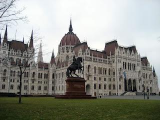 Parlamento Budapest exterior