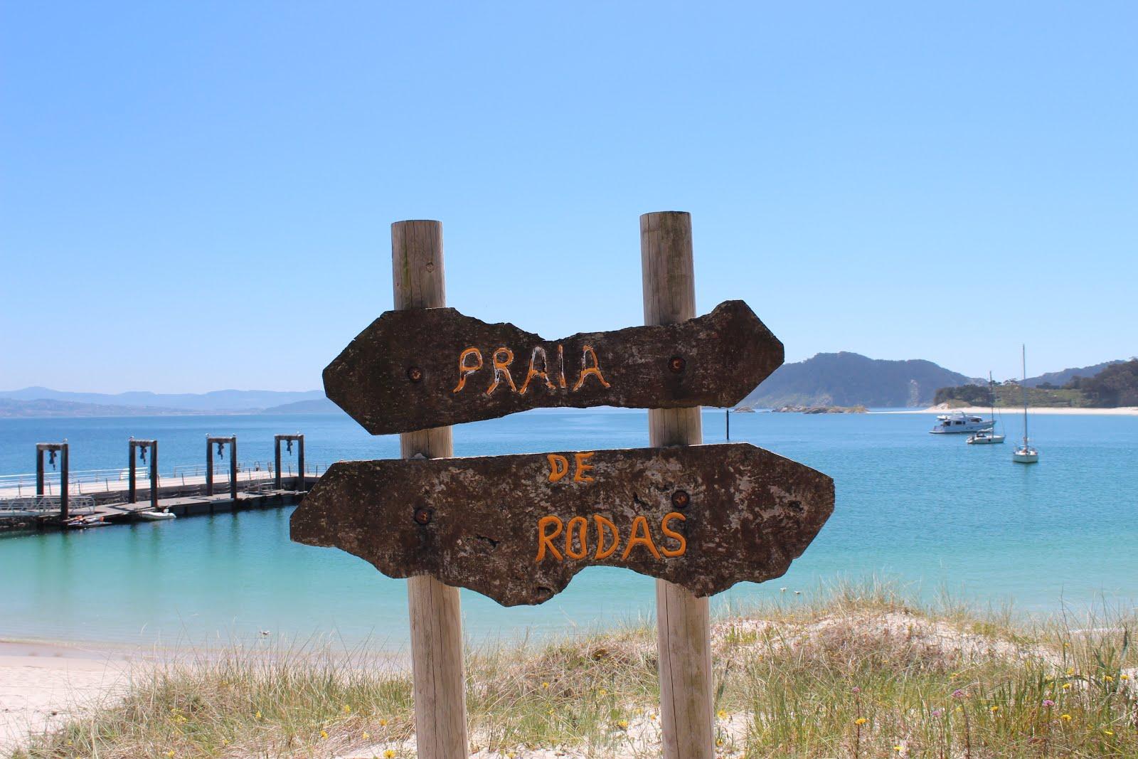 Rodas, la Mejor Playa del Mundo en las Cíes