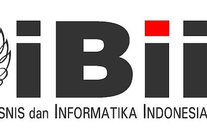 Pendaftaran Mahasiswa Baru (IBII-Jakarta) 2021-2022