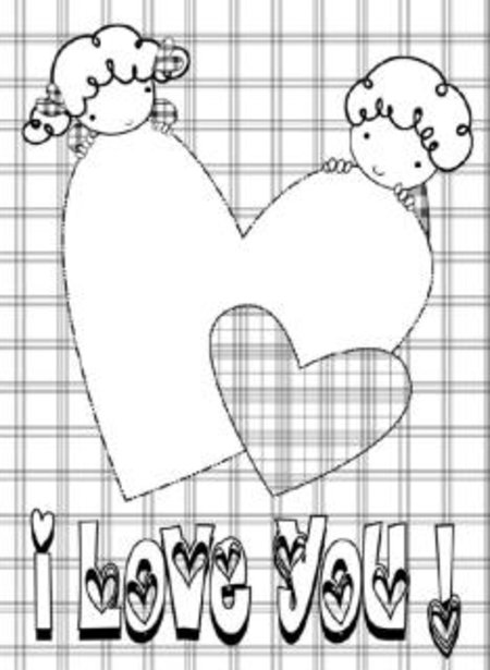 Mothers Day Card Coloring Pages >> Disney Coloring Pages