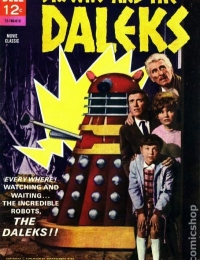 Dr. Who and the Daleks | Bmovies