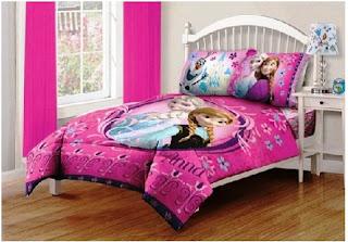 Desain Kamar Tidur  Anak Perempuan Pada Rumah Minimalis Anda