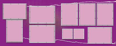 12x36 Karizma Album Sheets