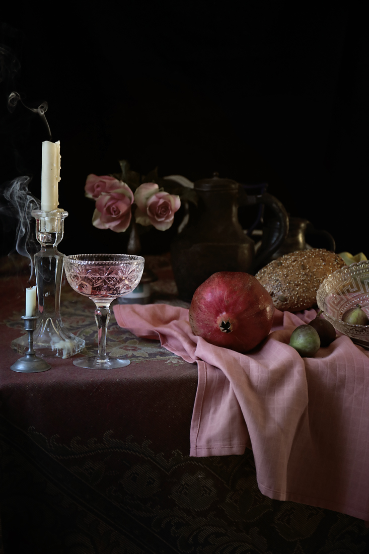 Old Master Still Life Photography
