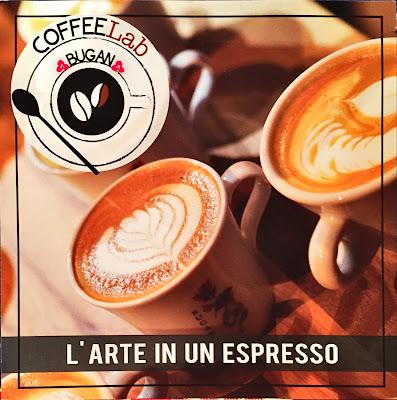 l'arte in un espresso