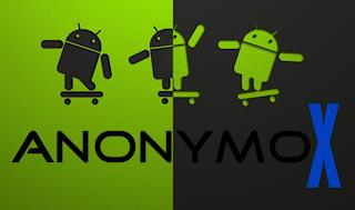 kenapa menggunakan anonymox jadi lambat dan lemot banget di android