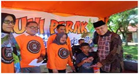 Wawako apresiasi Reuni Perak, Alumni SMAN 5 Padang Angkatan '92