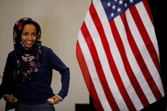 Muslimah Pertama Anggota Kongres AS Akhirnya Bebas Berhijab di Parlemen