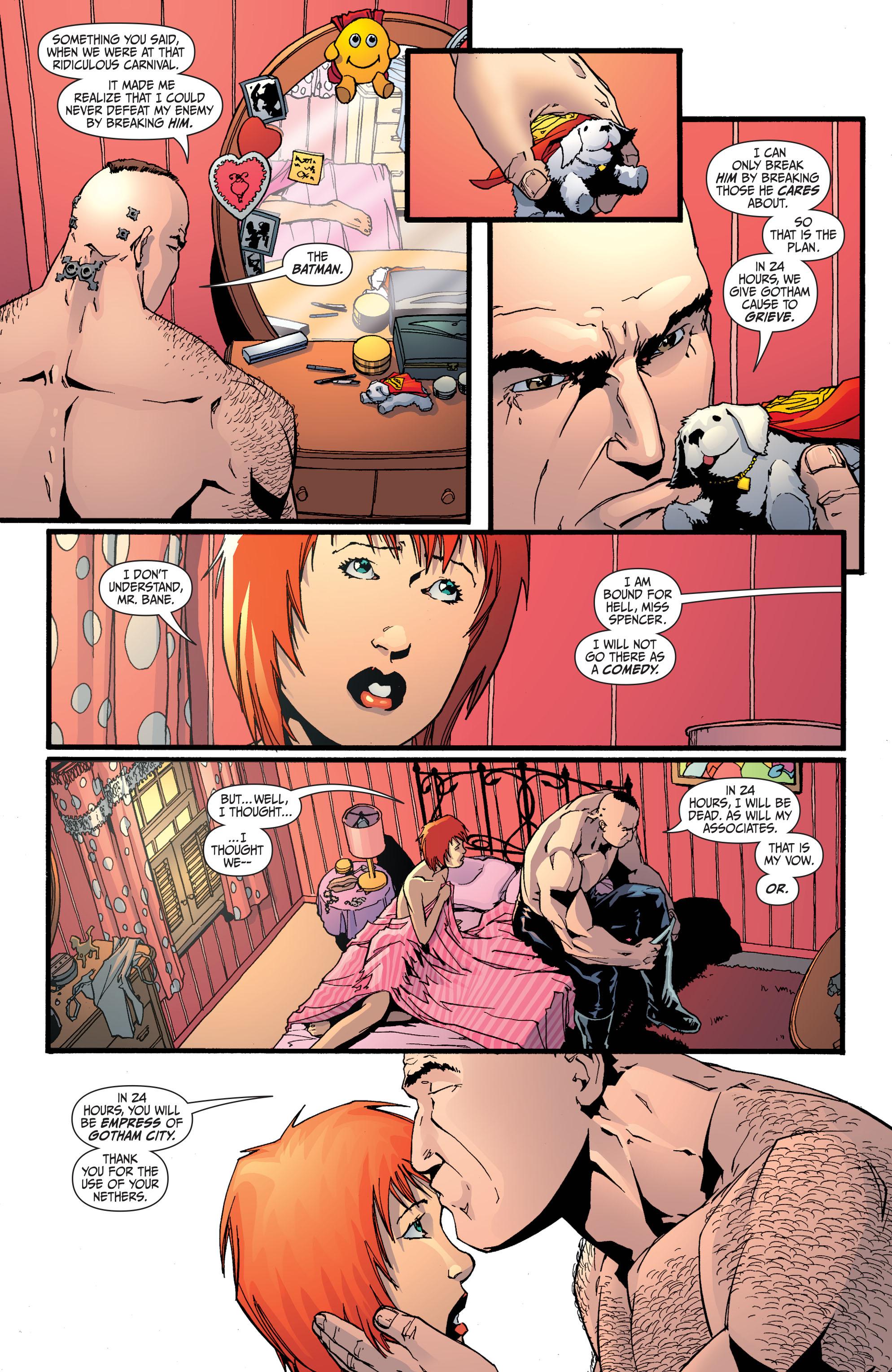 Read online Secret Six (2008) comic -  Issue #36 - 3