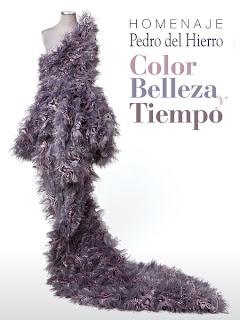 El Museo del Traje presentó  esta mañana  la exposición homenaje a Pedro del Hierro.
