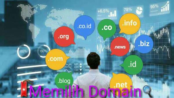 Macam macam extension domain Hasanbahtiar.com