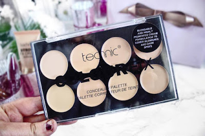 Technic makeup review
