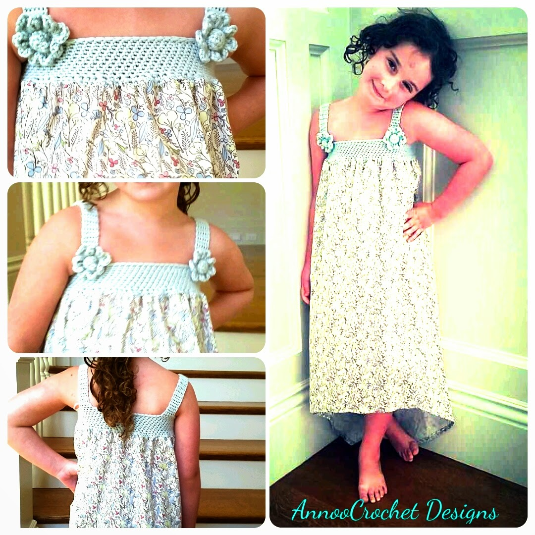 Made in craftadise top art crafts home decor blog in india beat the heat crochet summer toddler dress free patterns bankloansurffo Gallery