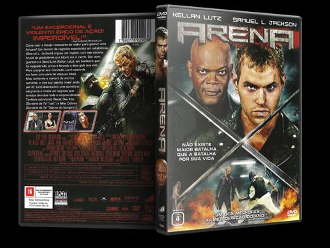 Capa DVD Arena